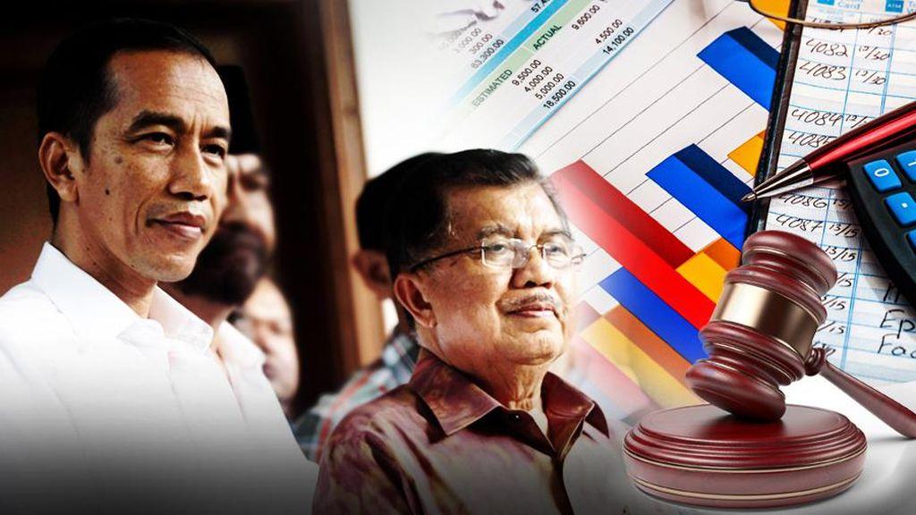 Saat Menteri Bergiliran Paparkan Kinerja 2 Tahun Jokowi-JK