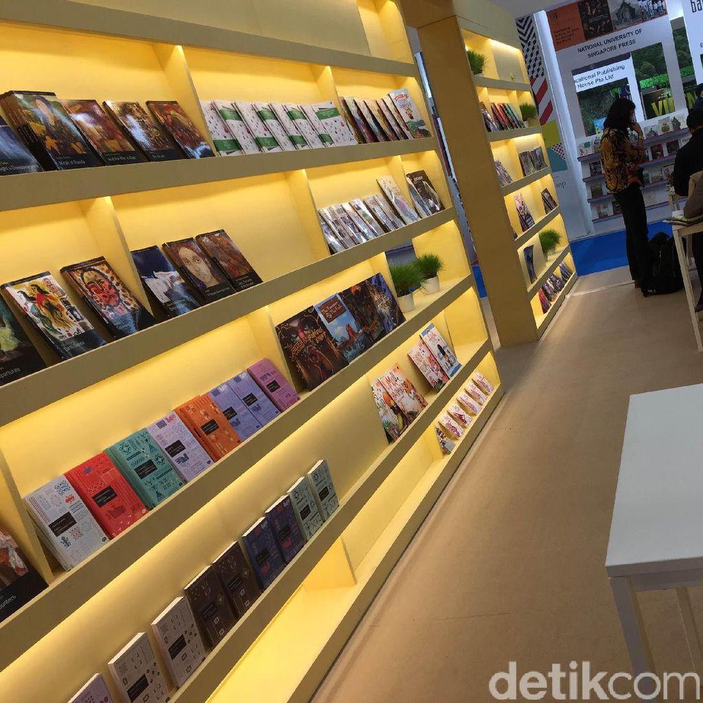 Indonesia Jadi Tamu Kehormatan di Kuala Lumpur International Book Fair