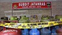 Terkuak, LPG di Bogor Dioplos Air