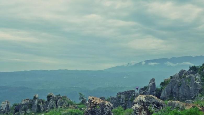 Stone Garden yang cantik (Derid/dTraveler)