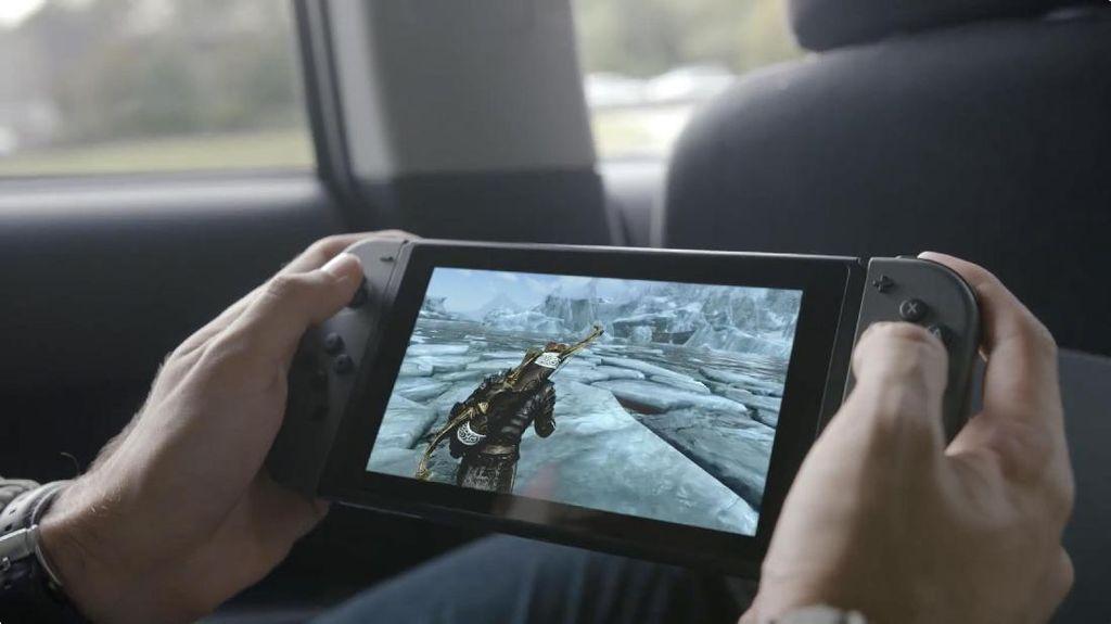 Nintendo Switch Dilarang Masuk Kabin Pesawat