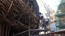 Setelah Hiasi Frankfurt, Akhirnya Instalasi Pohon Seniman Indonesia Ini Mulai Dibongkar