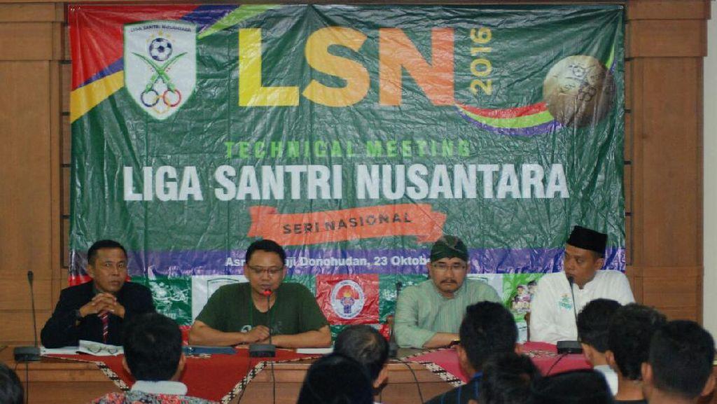 Final Liga Santri Nusantara: Nur Iman Hadapi Walisongo FC