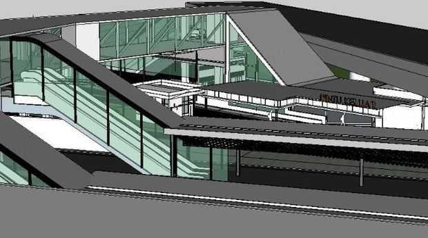 Penjelasan KCJ Soal Desain JPO Stasiun Tanah Abang yang Disorot Netizen