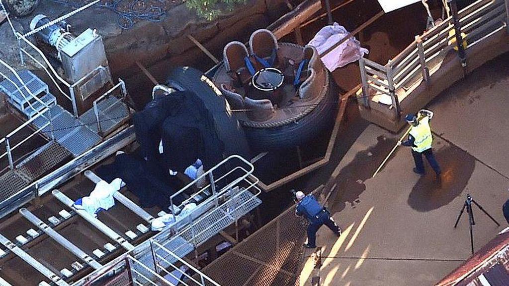 4 Traveler Tewas Kecelakaan, Taman Rekreasi Australia Ditutup?