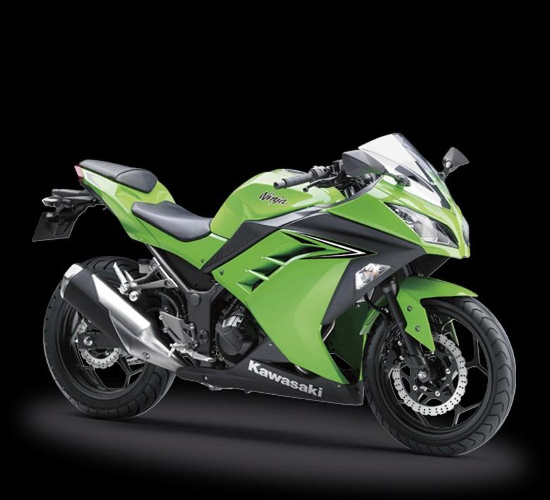 RI Bisa Jadi Negara Perdana Kawasaki Ninja 250 4 Silinder
