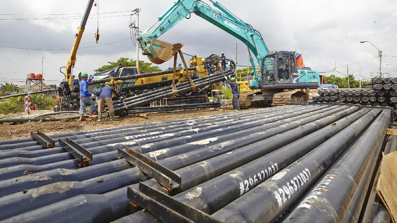 Dirut PGN: Butuh Rp 300 T Bangun Infrastruktur Gas Hingga 2025