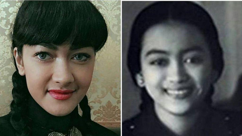 Disandingkan dengan Gusti Nurul, Julia Perez Langsung Telepon Keraton