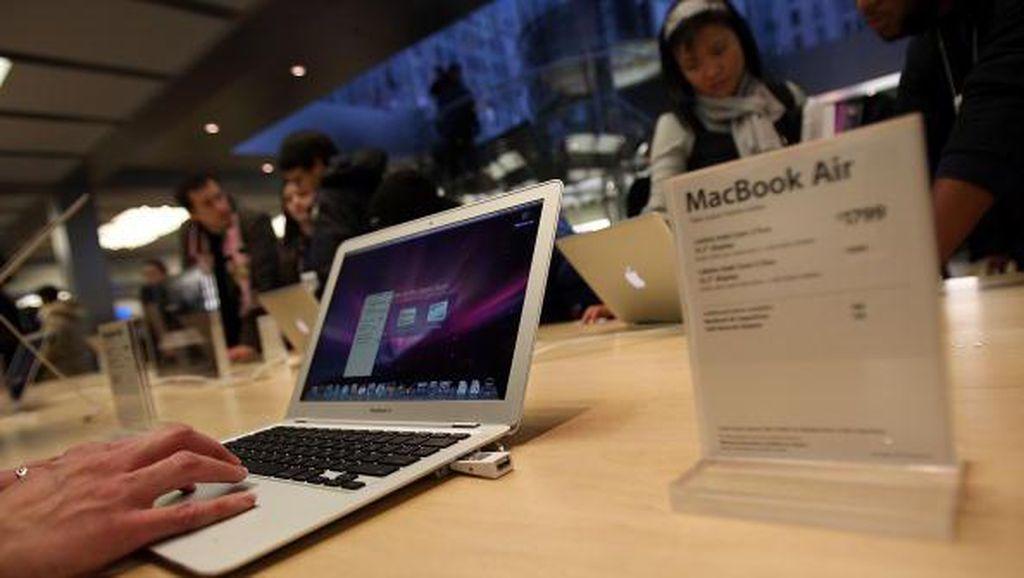 Macbook Terkunci di Lost Mode, Kena Hack?