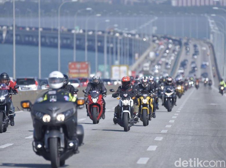 Penjualan Moge di Indonesia Akan Terus Tumbuh