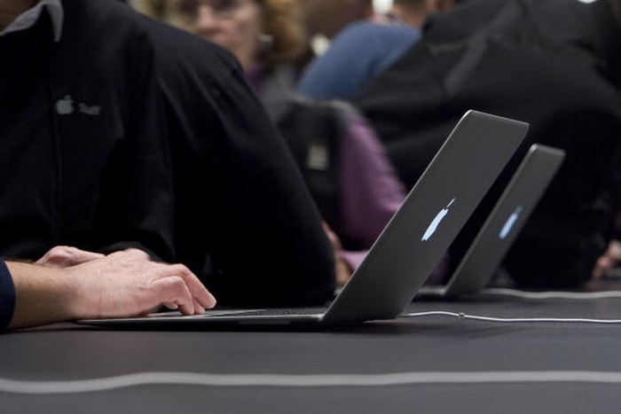 Apple Macbook. Foto: Getty Images