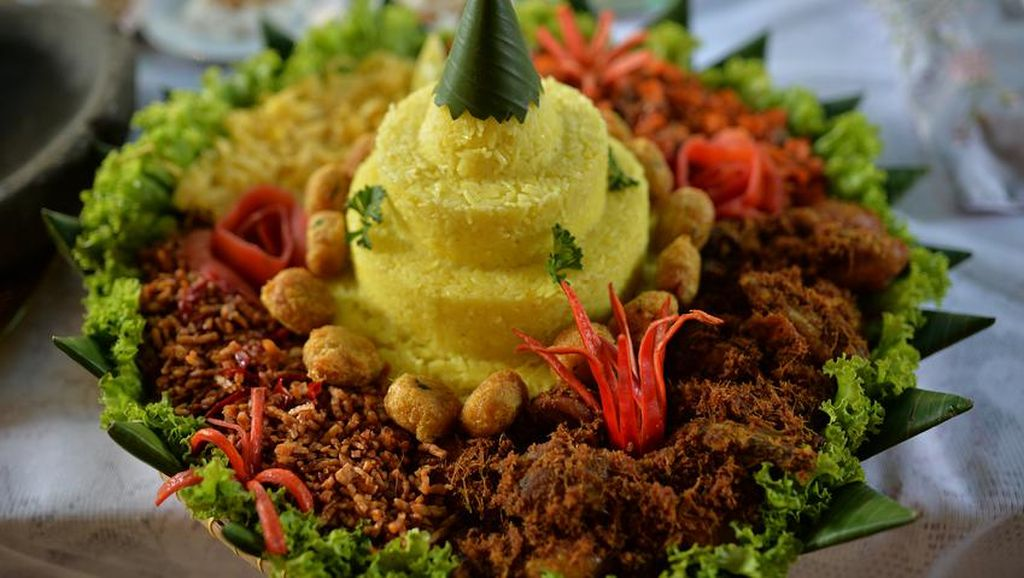 100% Makanan Indonesia
