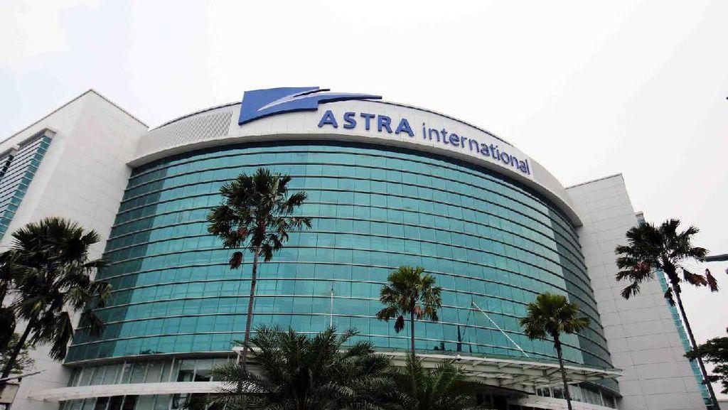 Astra Bagi-bagi Dividen Rp 7,5 Triliun