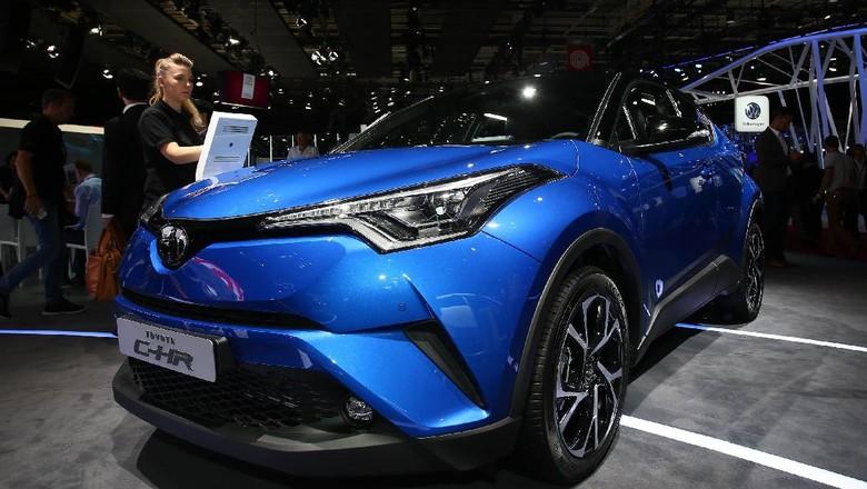 Toyota C-HR, SUV Anyar Paling Laris Seantero Jepang