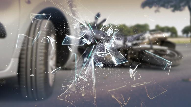 Truk dan Sepeda Motor Kecelakaan di Cakung, 1 Orang Meninggal