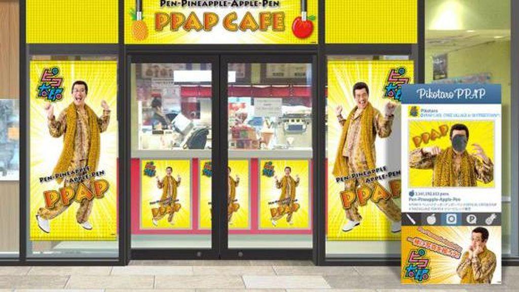 Bulan Depan, Kafe Pop-Up Bertema PPAP Akan Dibuka di Tokyo!