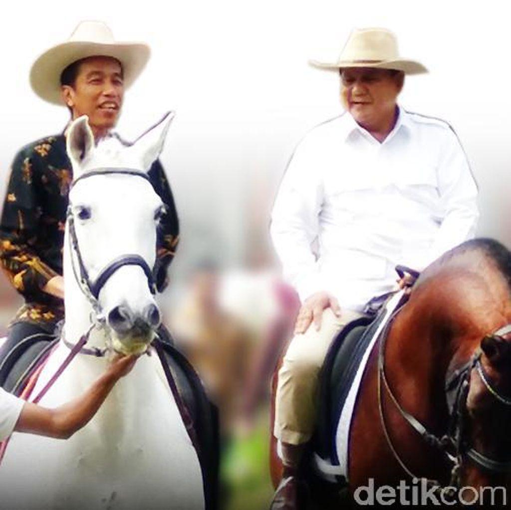 Pemilih Jokowi dan Prabowo Turun, Peluang Bagi Calon Alternatif