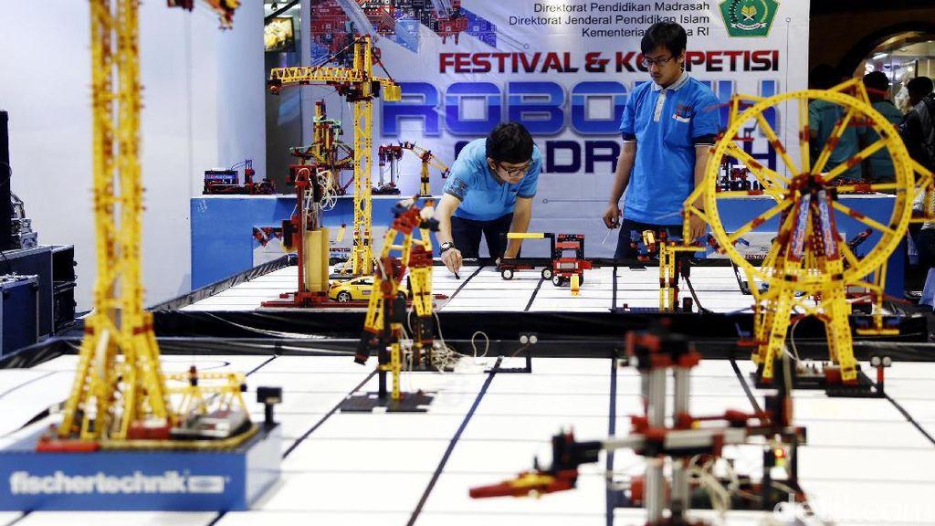 Mainan Robotik Diprediksi Jadi Incaran di 2018
