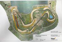 Ini Gambaran Sirkuit Jakabaring untuk MotoGP