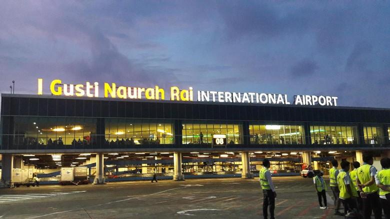 Ilustrasi Bandara Internasional Ngurah Rai (Kurnia/detikTravel)