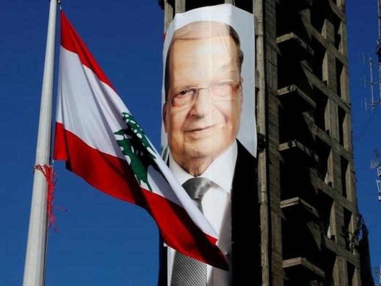 Akhiri Kekosongan 2 Tahun, Michel Aoun Terpilih Jadi Presiden Lebanon