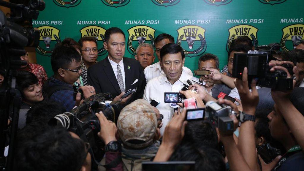 Pelatnas PBSI Oke, Kepengurusan Wiranto Diingatkan Wujudkan Desentralisasi