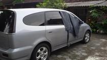 Mobil Mencurigakan di Bantul Dipecahkan Kacanya oleh Polisi, Pemilik Kaget