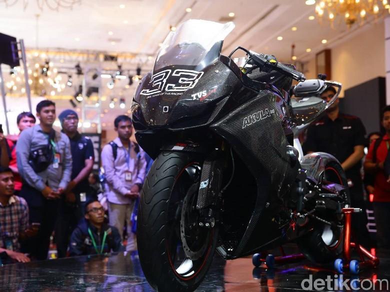 TVS Mulai Jajaki Segmen Motor Sport Premium