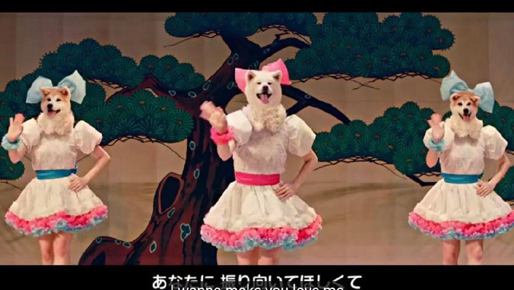 Setelah PPAP, Jepang Buat Idol Group Berkepala Anjing untuk Promosi Wisata