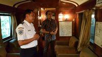 Ketua Umum AMI Putu Supadma Rudana (berbatik). Foto: Dok. Istimewa