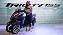 Dijual Rp 66 Juta, Impor Yamaha Tricity Tahap Pertama Ludes