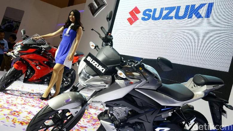 Andrea Iannone dan Alex Rins Datang ke RI, Rilis Motor Suzuki