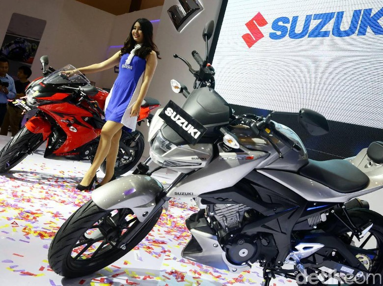 Suzuki: Tarif STNK dan BPKB Naik, Harga Motor Juga Naik