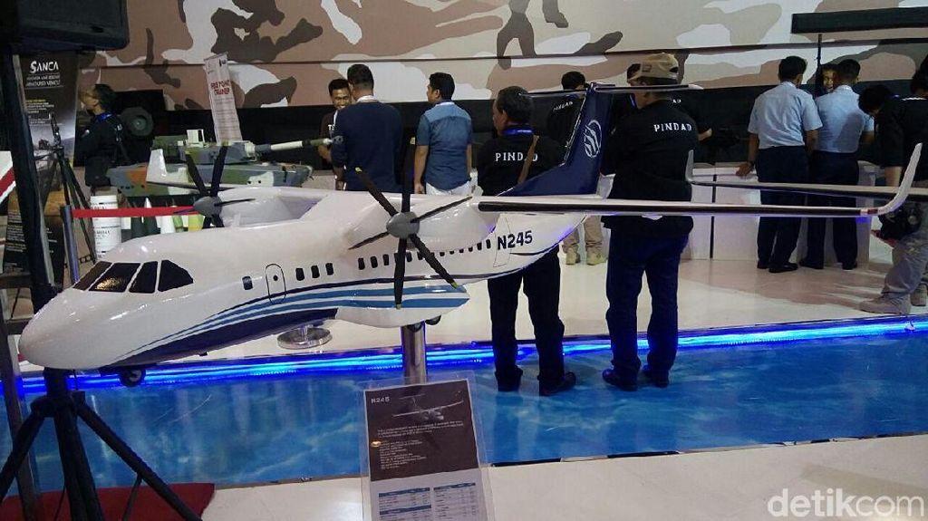 Setelah N219, PTDI Bakal Garap Pesawat N245