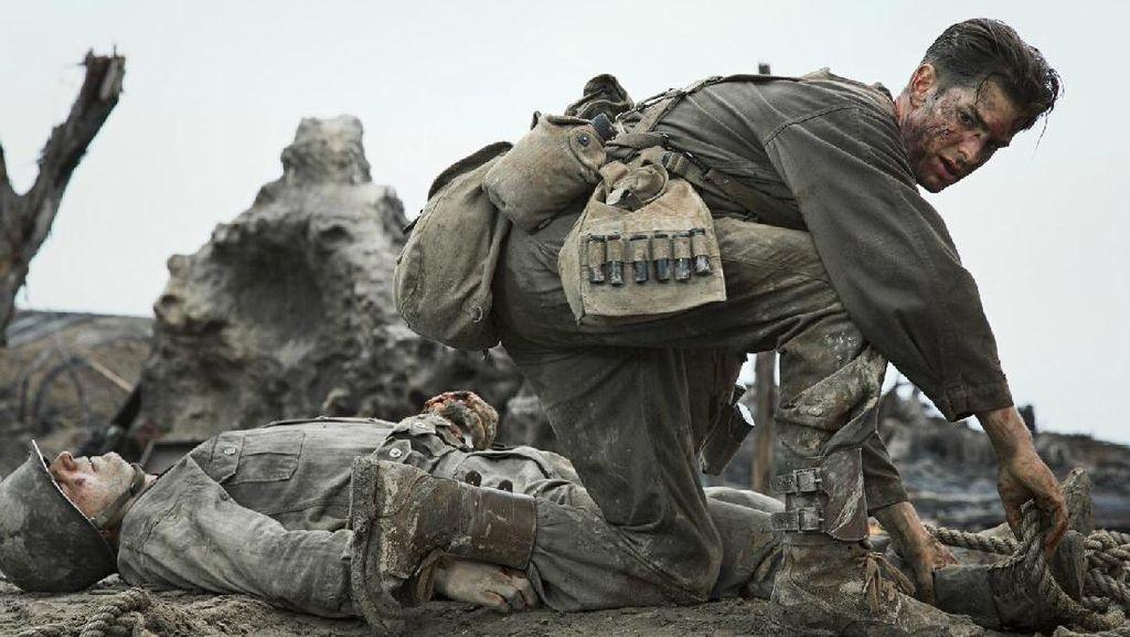Hacksaw Ridge: Sekali Lagi, Pembuktian Mel Gibson di Kancah Perang