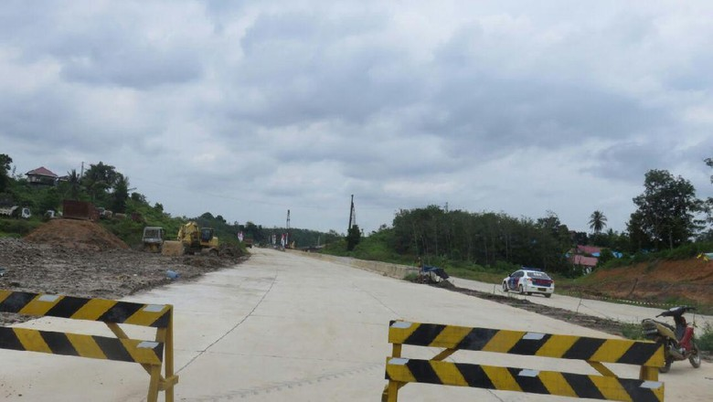 Pembangunan Tol Balikpapan-Samarinda Sudah 46%