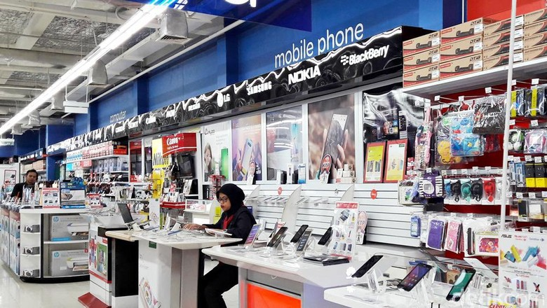 Promo Akhir Pekan, Transmart Carrefour Tawarkan LED TV sampai Smartphone