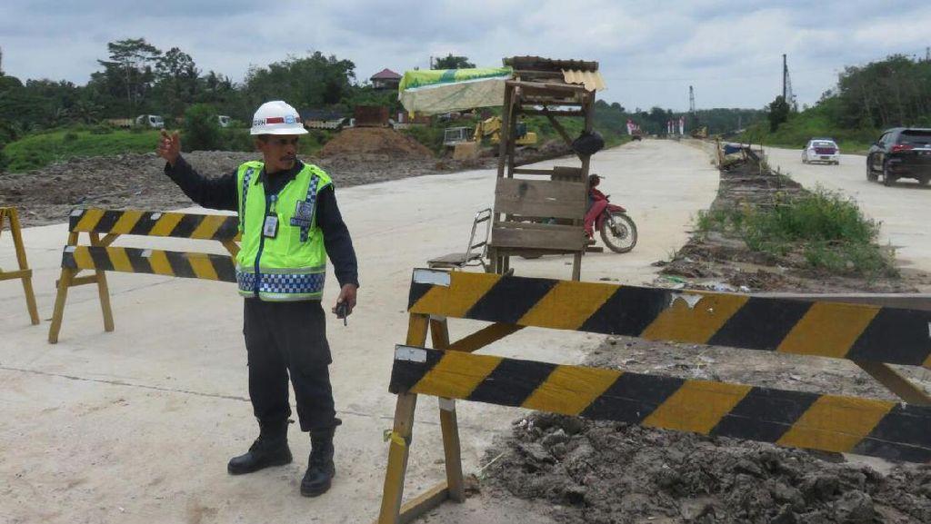 Mengawal Proyek Infrastruktur Jokowi di Kalimantan