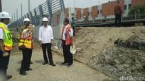 Ada Demo 4 November, Jokowi Blusukan Pastikan Proyek Kereta Bandara Jalan Terus