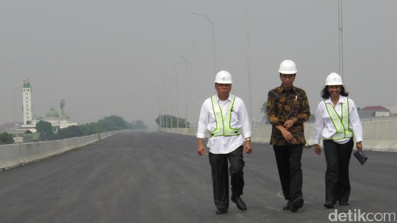 Mangkrak 22 Tahun, Tol Becakayu Hari Ini Dibuka Jokowi