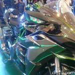 Selain H2, Mesin Supercharge Kawasaki Akan Ada di Motor Petualang