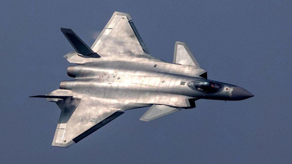J-20, Jet Tempur Siluman Baru China