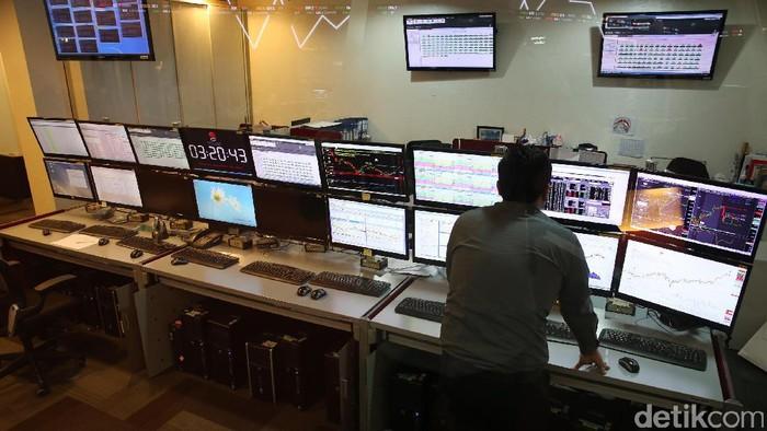 OSO Securities: IHSG Diproyeksi Menguat Terbatas