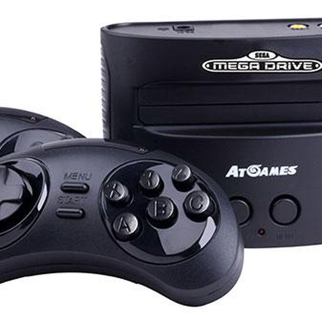 Sega Siap Comeback Lewat Mega Drive Mini