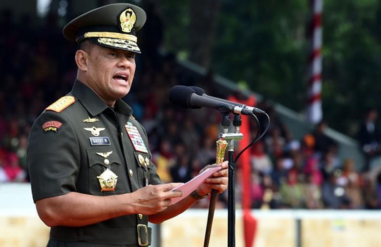 Panglima TNI: Kita Satukan Visi dan Amankan Pilkada