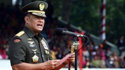 Panglima TNI Ditolak Masuk AS Jadi Sorotan Media Internasional