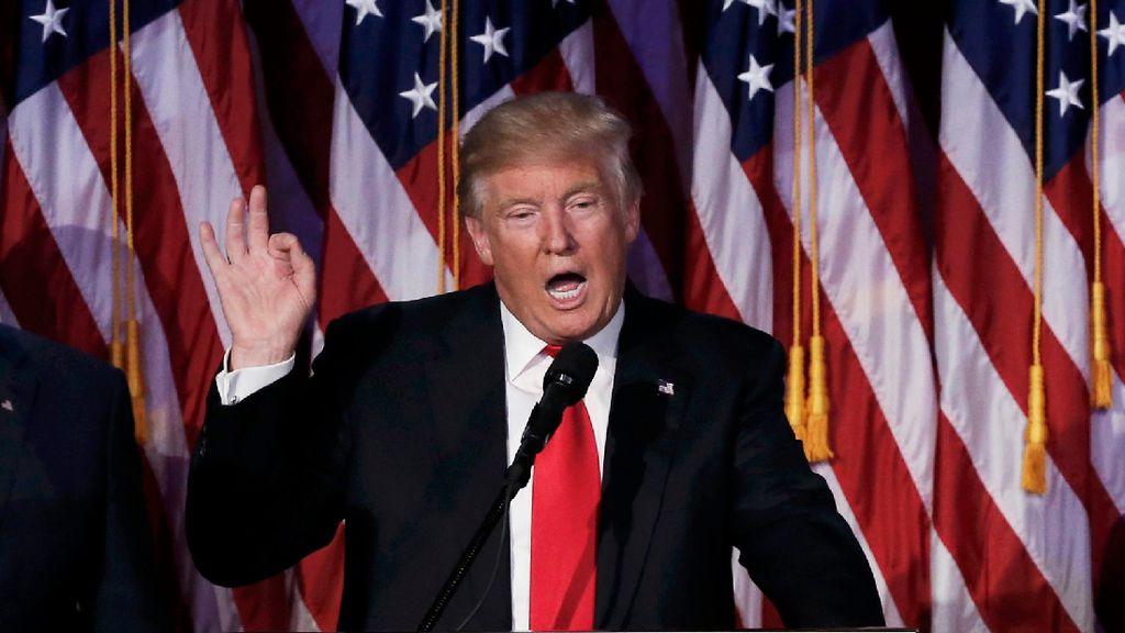 Donald Trump: Facebook dan Twitter Bantu Kemenangan Pilpres