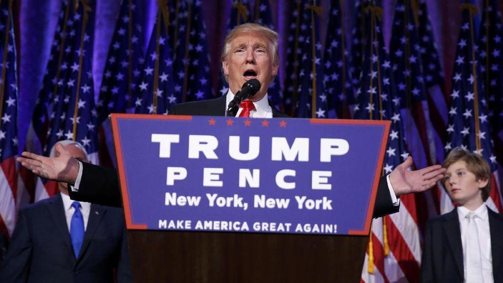 Donald Trump Menang Pilpres AS, Dua Hal Ini Kemungkinan Besar akan Terjadi