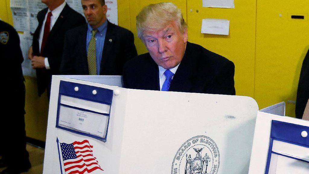 Bila Trump Menang, IHSG Bisa Tersungkur ke 5.200