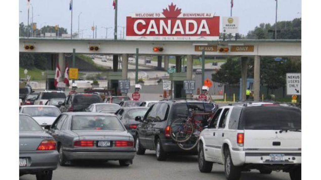Trump Hampir Menang, Situs Imigrasi Kanada Tumbang